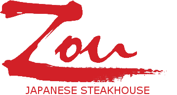 Zou Japanese Steakhouse - Homepage